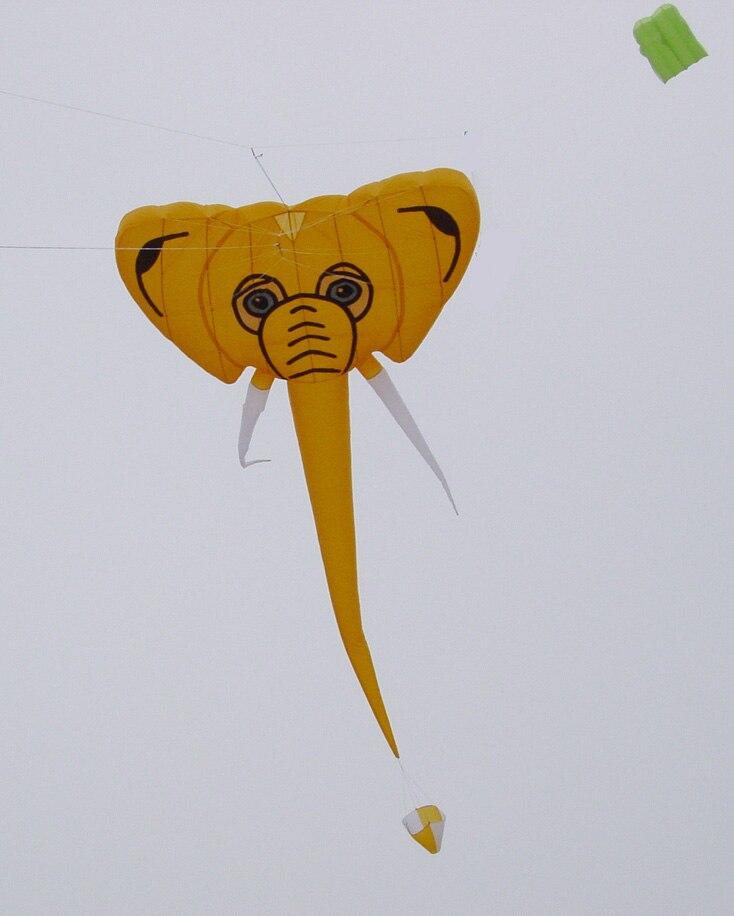 Новый м 7,5 м 3D большой надувной воздушный слон для активного отдыха