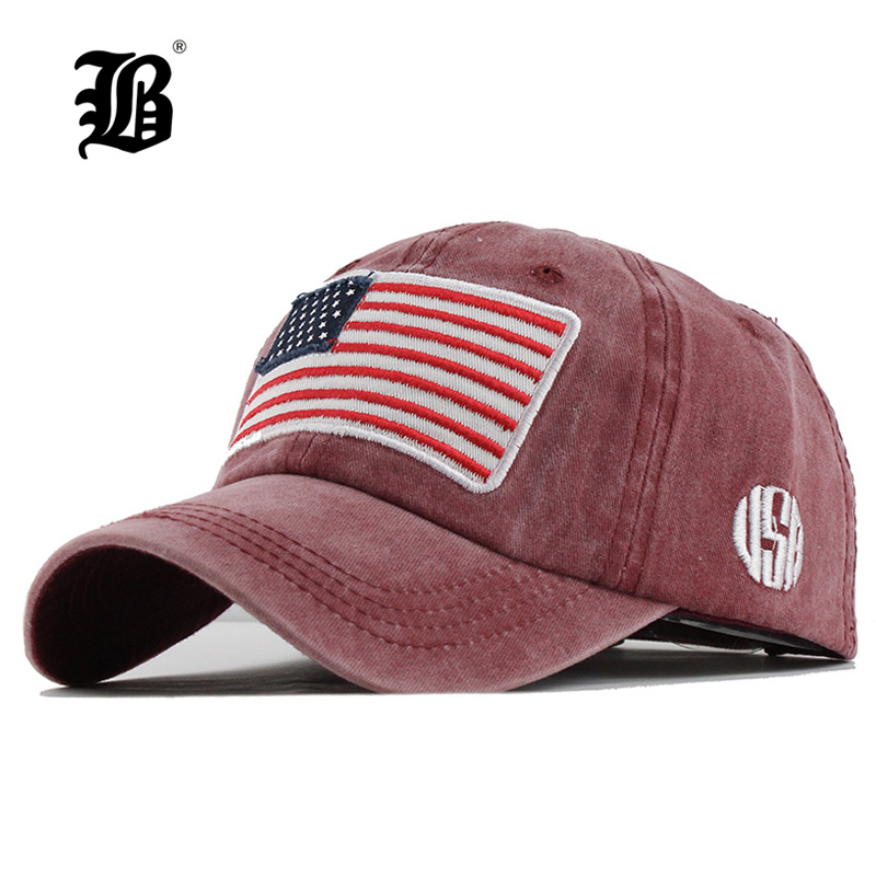 Women Snapback Baseball-Cap Hats Caps Bone-Casquette Adjustable Men's Brand Cotton FLB