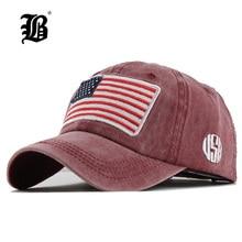 [FLB] Men's Baseball Cap Women Snapback Hats For Men Bone Ca