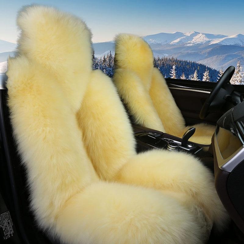 Laine De Siège de Voiture D'hiver Couvre voiture-style De Voiture Coussins De Siège De Voiture pad, coussins de siège d'auto Pour LEXUS, RX, ES, CT, GX etc SUV Série Fre