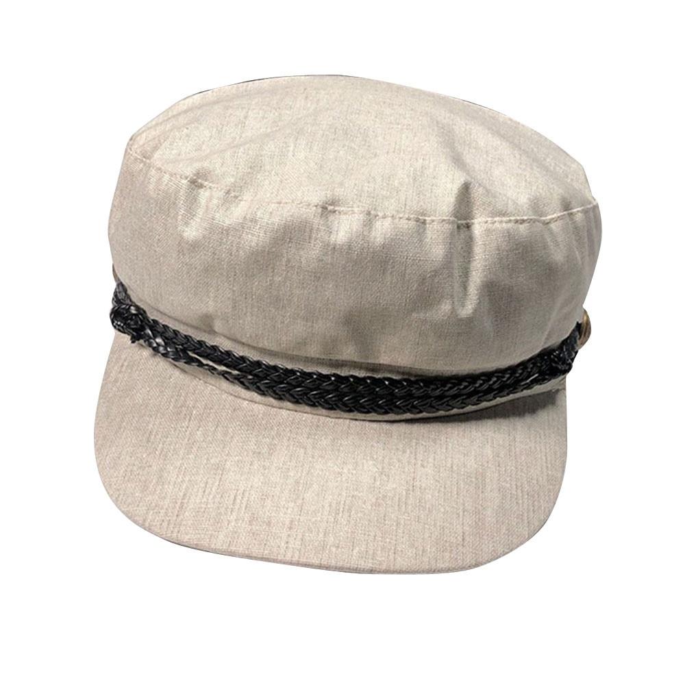 Damen Damen Unisex Acryl Wolle Französisch Beret Newsboy Hut Mütze Winter Warm