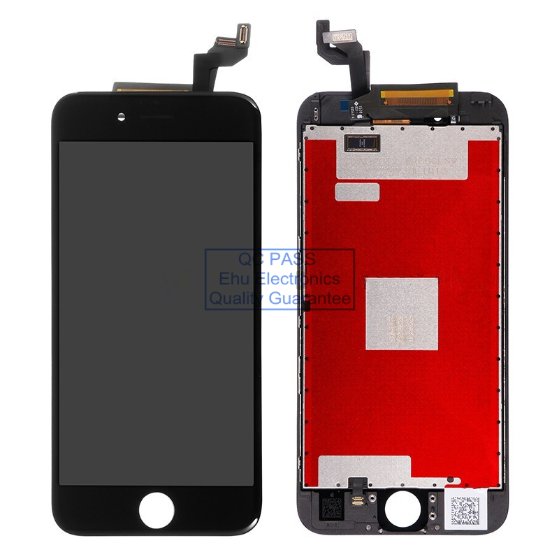 ФОТО New LCD screen and digitizer assembly with frame replacement for iPhone 6S 4.7 Black / White