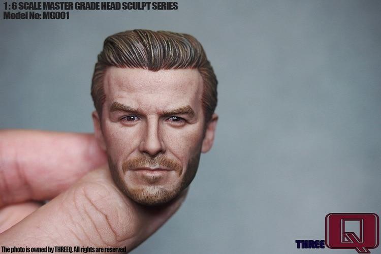 купить 1/6 scale figure doll head shape for 12