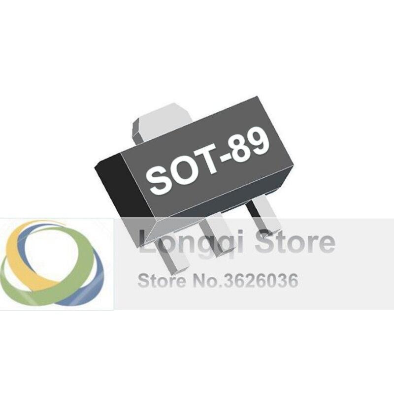 50PCS 78L05 78L06 78L08 78L09 78L12 78L15 78L33 SOT-89 SOT89-3 Three-terminal positive voltage regulator