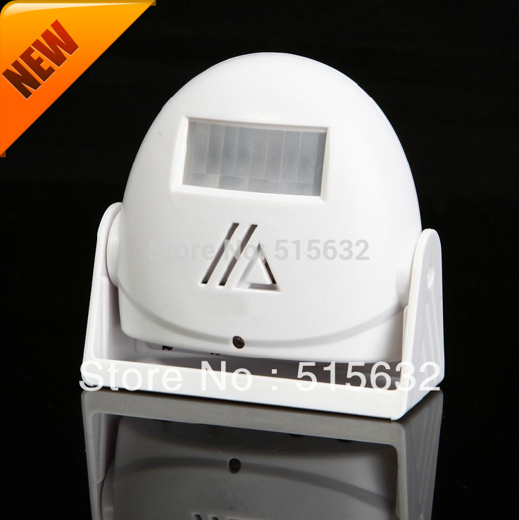 New High Quality Wireless Visitor Customer Ding-dong Door Chime Entry Alert Entrance Alarm