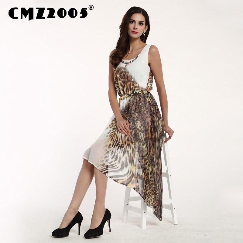Hot Sale Damenbekleidung Hochwertiger Leopardenmuster Ärmellose Mode - Damenbekleidung - Foto 2
