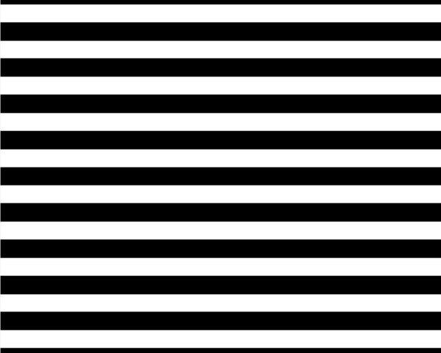 8x8ft horizontal black white stripes wall custom photo studio