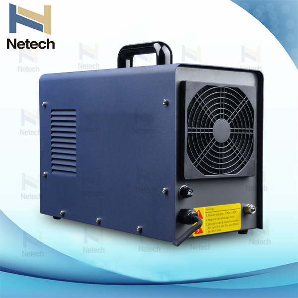 CE Approved 6g Ceramic Air Cooling Ozone Machine For Odor Removing Air purification