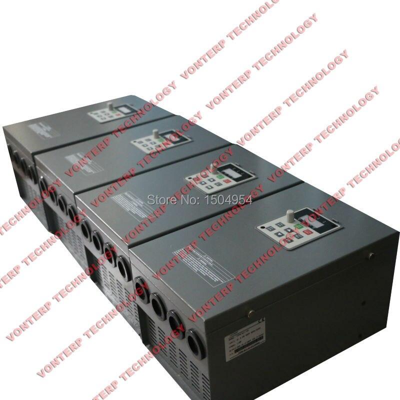 Contrôle vectoriel de convertisseurs de fréquence de 380 V 25A 11000 watts d'entraînement à ca