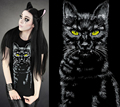 Hot Sales 2016 New Short Sleeve Fitness Animal Printed Black T-Shirt Women 3D Cat Rabbit Summer White Shirts 5 Patterns