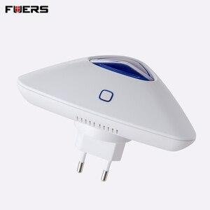 Image 3 - を FUERS 433 1800mhz の無線警報フラッシュサウンドライトサイレンセンサーため G90B プラス G90B 3 グラムホームセキュリティ盗難警報システム