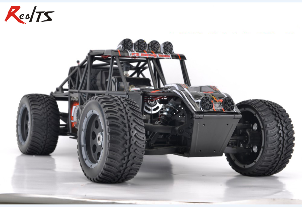 RealTS Free shipping FS Racing new  version 11903 1/5 scale 30cc gas engine 4WD desert truck, 2.4G radio! realts fs1870 1 5 scale 2wd to 4wd conversion kit set new version for fs reely 1 5 series
