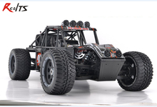 RealTS Free shipping FS Racing new version 11903 1/5 scale 30cc gas engine 4WD desert truck, 2.4G radio!