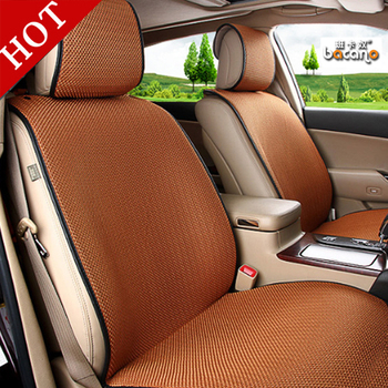 BACANO Car rear ventilation network car back seat pad / summer mat seat luxury luxury / high-grade breathable seat cover
