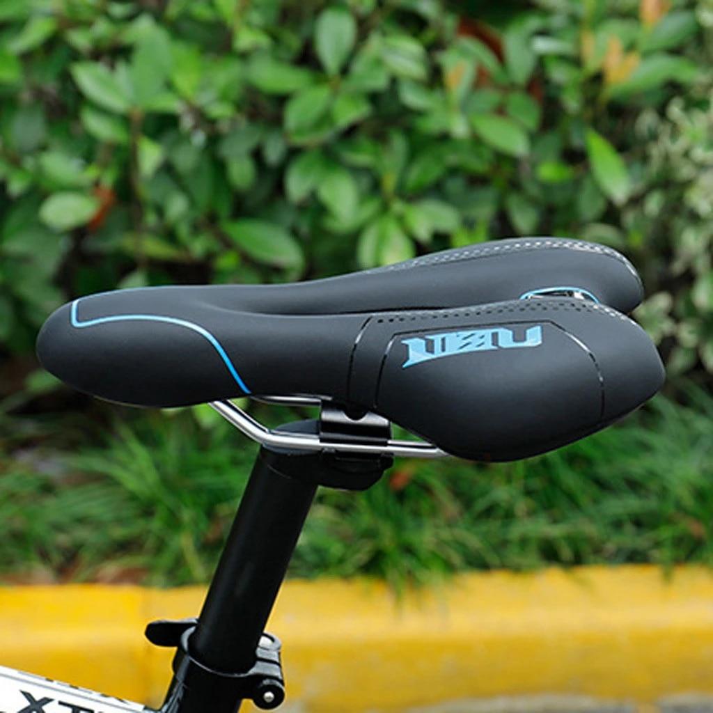 US Comfy Wide Big Bum Bike Bicycle Cycling Cruiser Soft Pad Saddle Seat Cushion