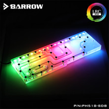 Barrow Waterway Board for PHANTEKS 518 Case Water Way Plate LRC2.0(5V 3Pin) Motherboard AURA PH518-SDB
