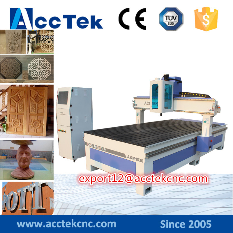 1530 cnc woodworking machine for sofa leg ,1530 wooden 3d cnc router