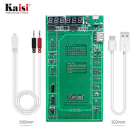 Kaisi K 9208 Battery Activation Board Plate Charging Cable Jig For IPhone 4 4s 5 5s