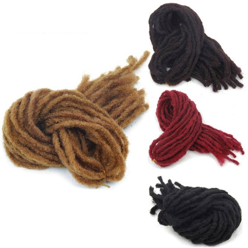 Dreadlocks Braiding Hair Soft Dreads 18