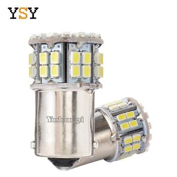 100PCS Super White LED Car Lights Bulb 1206 50SMD Bulb For turn signal light parking light side marker light