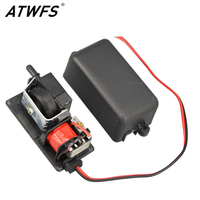 ATWFS Air Purifier Ozone Generator Parts Air Pump 4L/min Ozone Generator 220v/110v/12v Aquarium Air Pump|ozone generator|air purifier ozone generator|air purifier ozone -