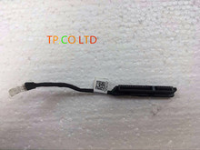 Free Shipping Brand New laptop Hard Disk Drive interface flex cable for Dell 3550 HDD DC02001ZF00 0X0D47