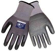 15 Guage Nylon Working Gloves With Nitrile Palm Foam Dipped Work Gloves цена в Москве и Питере