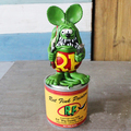 Vogue America Classic Cartoon Image Tales of the Rat Fink Resin Action Figure In New Box