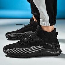 Summer Sneaker For Men Brand Outdoor High Top Men Casual