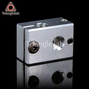 Image 5 - ماكينة بثق بودين من trianglelab MK8 ماكينة بثق BMG + V6 محرك مزدوج لطابعة ثلاثية الأبعاد أداء عالي لطابعة I3 ثلاثية الأبعاد