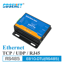 Ethernet to RS485 Serial Port Server TCP IP Wireless Modem CDSENET E810-DTU-RS485 Data Transceiver Module