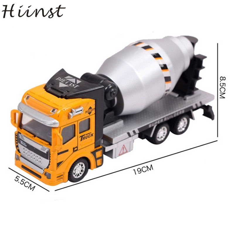 HIINST Best seller high quality frasca Childrens Kids educational Mixed Soil truck Toy Car Birthday Present juguete S7 Ag14 gift