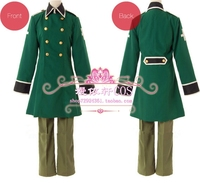 APH Axis Powers Hetalia Switzerland Cosplay Costume