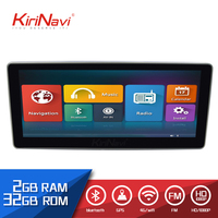 KiriNavi Car Radio Android DVD 10.25 Touch Display For Mercedes Benz GLA Class Auto Audio GPS Multimedia Navigation System