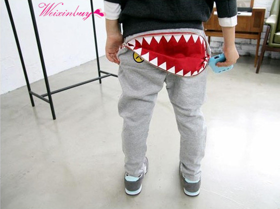 Baby Boys Clothes Boy Pants Girls Zipper Harem Pants Cotton Trousers Boys Girls PP Pants Trousers Sports Print Loose Trousers романович ж калачев с сервисная деятельность учебник 6 е издание переработанное и дополненное