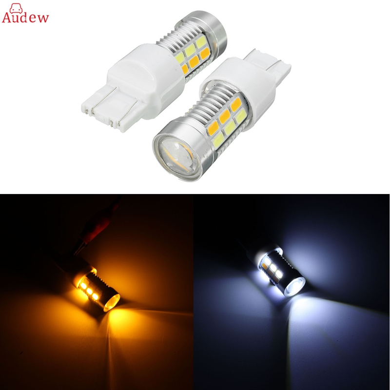 Auto 7440 7443 22 SMD Car Truck Automobiles Turn Signal Light Tail Stop Brake font b