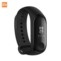 Xiaomi Mi Band 3 Fitness Tracker 50m Waterproof Smart Band Smartband OLED Display Touchpad Heart Rate Monitor Wristbands Bracele