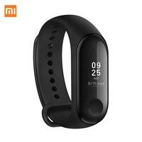 Xiaomi Mi Band 3 Fitness Tracker 50m Waterproof Smart Band Smartband OLED Display Touchpad Heart Rate Monitor Wristbands Bracele