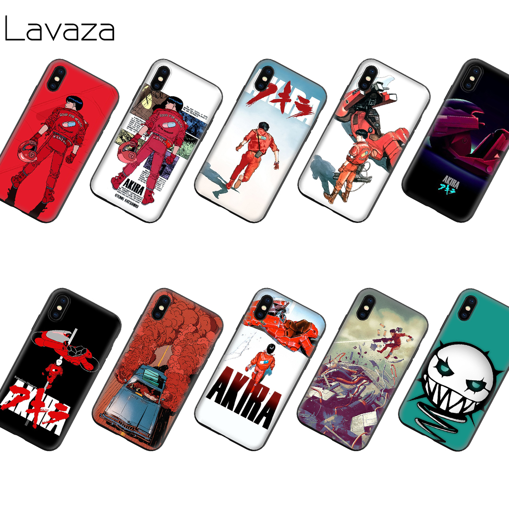 Fitted Cases Lavaza Mask Anti Gas Men Silicone Soft Case For Iphone Xs Max Xr X 8 7 6 6s Plus 5 5s Se