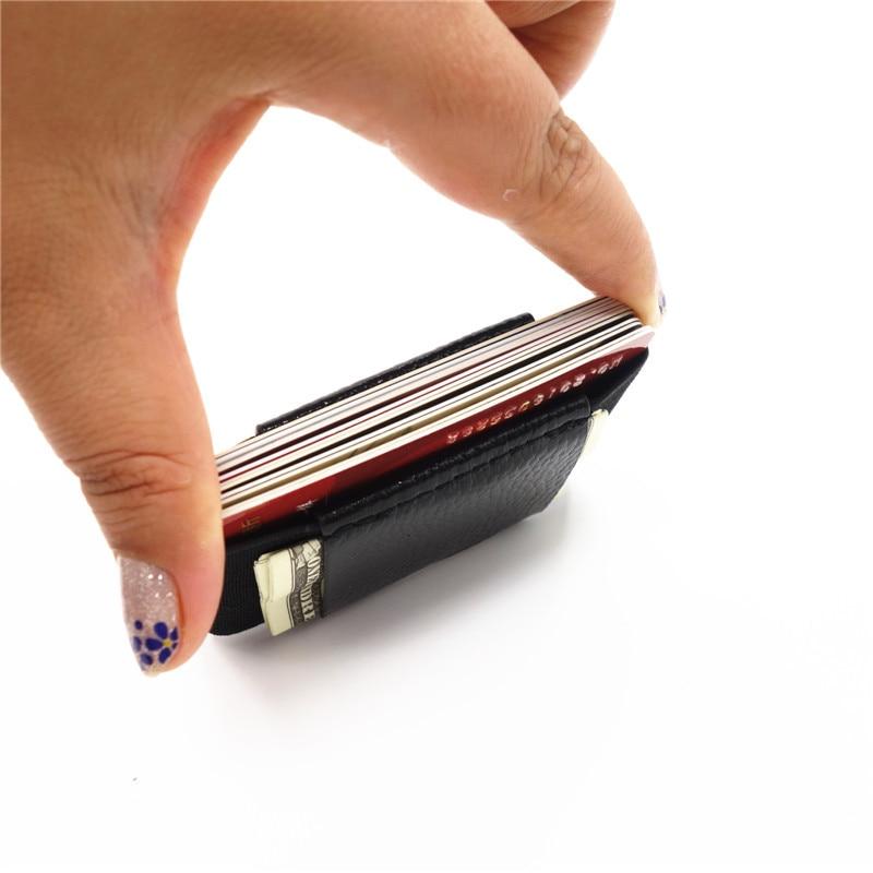 artmi unisex slim men wallet small minimalist wallet