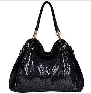 women leather handbags designers brand crossbody bags for women messenger bag fashion serpentine tote bag bolsas femininas 2017