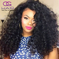 Malaysian Virgin Hair Water Wave 1 pc 7A Virgin Unprocessed Curly Weave Human Hair Bundles Wet And Wavy Malaysian Curly Hair