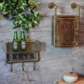 Vintage key industrial wind wall hanging multifunctional Home Furnishing wall decorations shop cafe mural personality