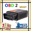 Latest Version ELM327 WIFI OBD2 / OBDII Auto Diagnostic Scanner Tool ELM 327 WiFi,Free Shipping