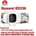 10 шт. Huawei E5336 21 6 Мбит/с 3G Мобильная точка доступа/портативный 3G маршрутизатор WIFI модем разблокирован