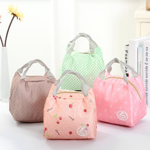 Portable Thermal Bag Waterproof Baby Nipple Milk Bottles Organizer Children Lunch Food Storage Infant Feeding Handbag MBG0333(China)