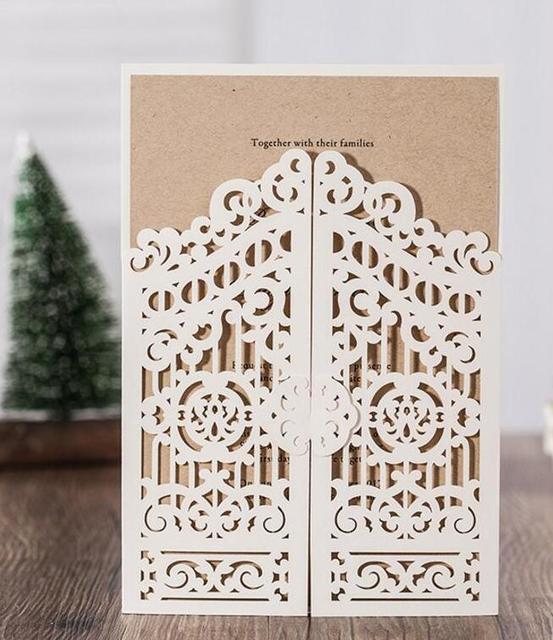 94 91 Cartes D Invitation De Porte De Mariage Rustique Kit De Carte D Invitation De Fete D Anniversaire De Fiancailles De Mariage Personnalise