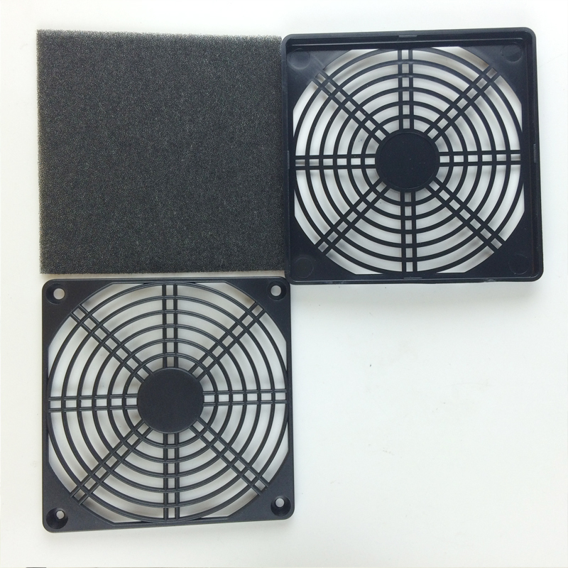 Dust-proof Nets For PC Encasement 120mm Three In One Air Filter Cover  Fan Filter FK2080