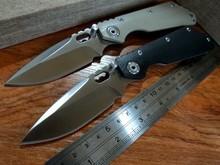 5PCS/LOT New sale Efeng ST-2 Knives Tactical Survival Folding Pocket Knife 8Cr13Wov 56HRC Blade G10 Handle Camping hunting Tools