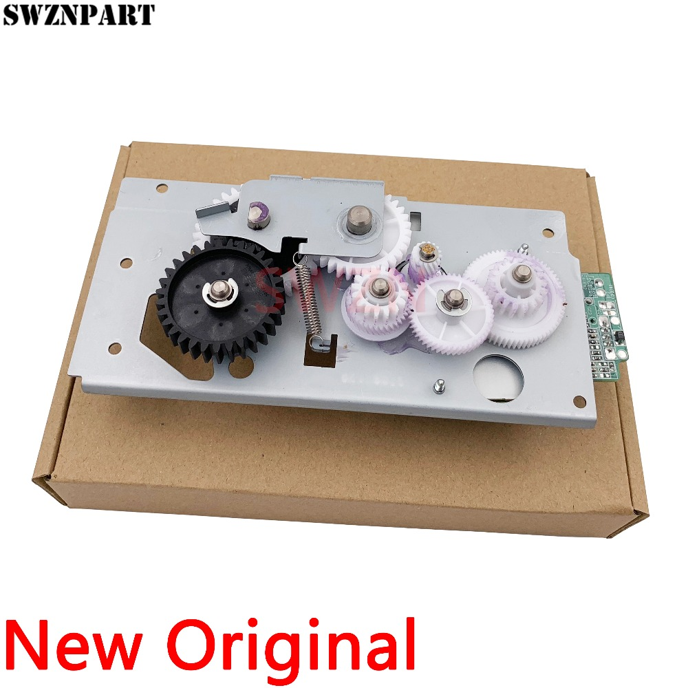 New Fuser drive assembly For HP LaserJet M5039 M5025 M5035 M712 M725 RM1-2963-000CN RM1-2963-000 LaserJet enterprise mfp m725z+ цена